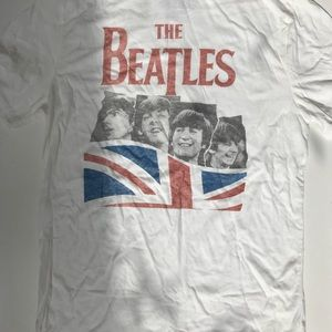 Junk Food Clothing Tops - The Beatles Graphic T-Shirt
